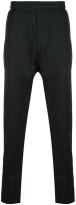 Low Brand elasticated waist tailored trousers