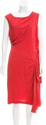 Diane von Furstenberg Bec Draped Dress