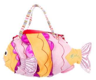 Oilily Girls' Fish Bag w/ Tags
