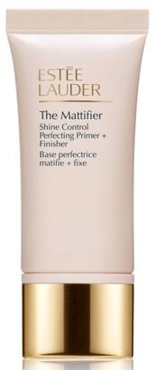 Estee Lauder The Mattifier Shine Control Perfecting Primer + Finish - No Color $36 thestylecure.com