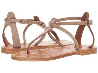 K. Jacques Buffon Nubuck Sandal Women's Sandals