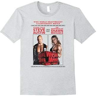 WWE Vintage WrestleMania X-raided T-Shirt