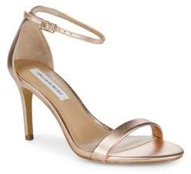 Saks Fifth Avenue Maris Ankle Strap Heels