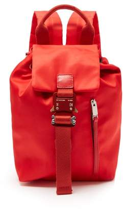 Alyx Baby X Technical Backpack - Mens - Red