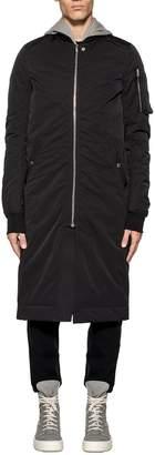 Drkshdw Black Long Jacket