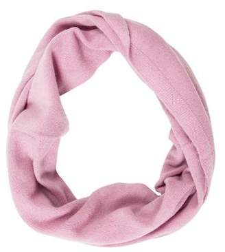 Sofia Cashmere Fine Knit Cashmere Snood