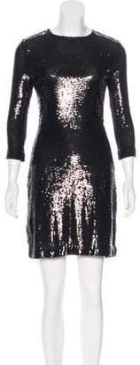 Tory Burch Sequin Mini Dress
