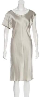 Kes Silk Midi Dress