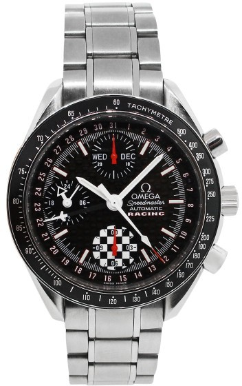 Omega Omega Speedmaster Stainless Steel Automatic 39mm Mens Watch
