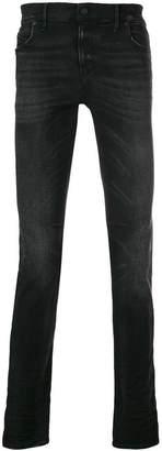 RtA faded slim fit jeans