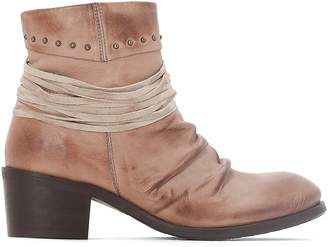 dkode Clea Leather Ankle Boots