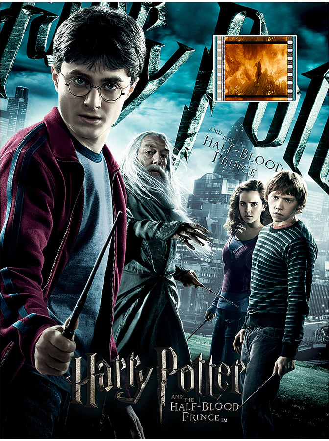 Harry Potter and the Half Blood Prince PremierCell® Wall Art