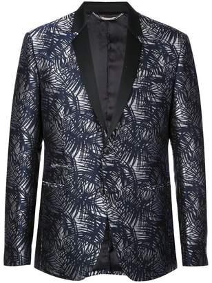 Philipp Plein patterned blazer