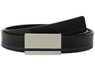 Calvin Klein 30 mm. Flat Strap