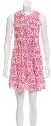 Roberta Roller Rabbit Printed Mini Dress