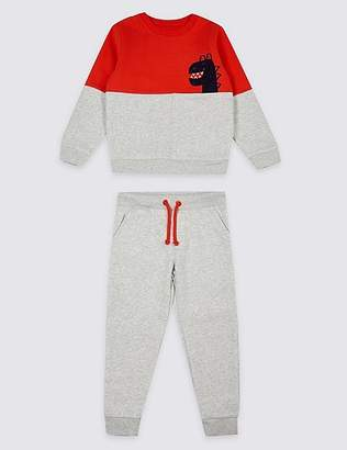 Marks and Spencer 2 Piece Top & Bottom Outfit (3 Months - 7 Years)