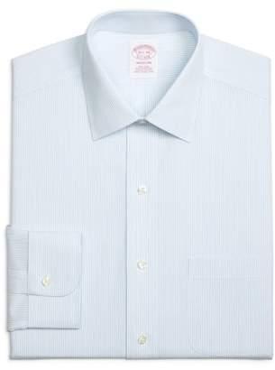 Brooks Brothers Classic Fit Stripe Dress Shirt