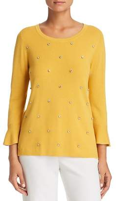 Le Gali Julie Rhinestone-Embellished Sweater - 100% Exclusive