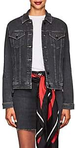 J Brand Women's Denim Jacket - Black
