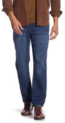 "Seven7 Tapered Slim Leg Jeans - 30-34\"" Inseam"