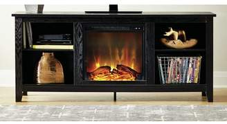Beachcrest Home Sunbury TV Stand with Electric Fireplace