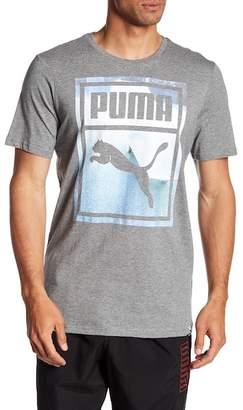 Puma Photo Print Tee