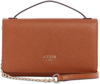 GUESS Kamryn Top Handle Crossbody Wallet