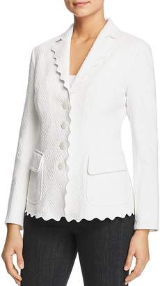 Tory Burch Bailey Textured Blazer