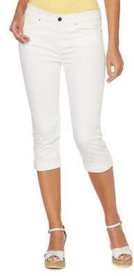 Rafaella Comfort Stretch Capri Pants