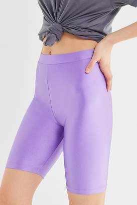 Urban Outfitters Disco High-Rise Pull-On Bike Short