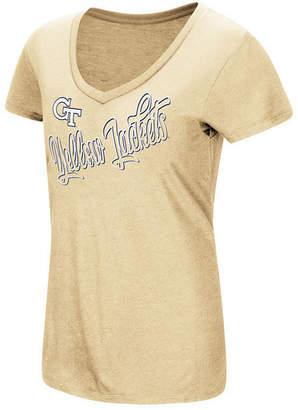 Colosseum Women's Georgia-Tech Big Sweet Dollars T-Shirt