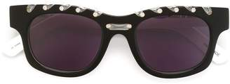 House of Holland 'Ropey' sunglasses