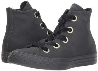 Converse Chuck Taylor All Star Big Eyelet - Leather Hi Women's Shoes
