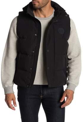 UGG Nathaniel Waterproof Packable Hooded Down Vest
