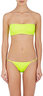 Solid & Striped Women's Kate Bandeau Bikini Top $88 thestylecure.com