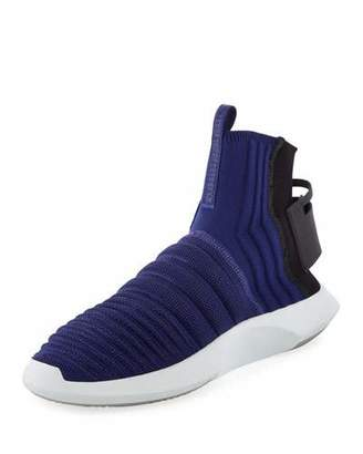 adidas Men's Crazy 1 ADV High-Top Sock Sneakers