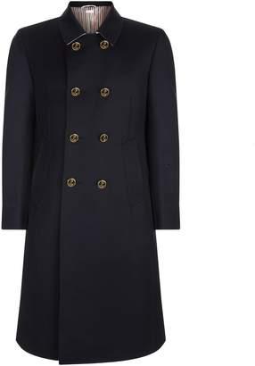 Thom Browne Pintuck Overcoat
