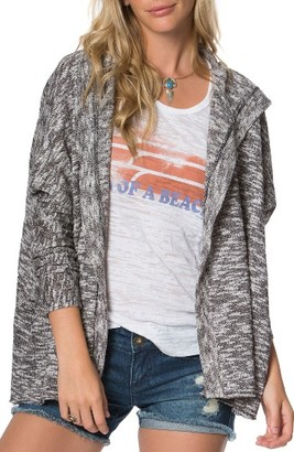 Women's O'Neill Rockaway Hooded Sweater $59.50 thestylecure.com