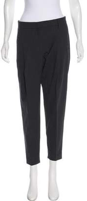 Brunello Cucinelli High-Rise Skinny Pants