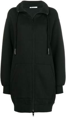 Alexander Wang oversized zipped sweater