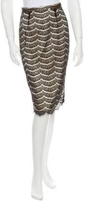 Ulla Johnson Lace Knee-Length Skirt w/ Tags
