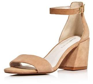 Kenneth Cole Women's Hannon Suede Block Heel Sandals