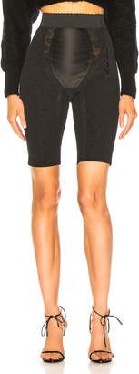 Dolce & Gabbana Fitted Mid Length Shorts
