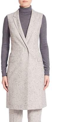 HUGO BOSS Women's Karana Tweed Vest
