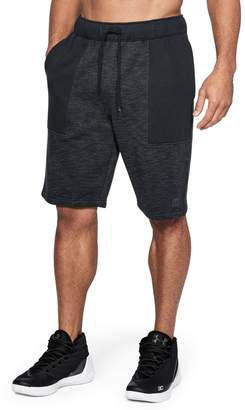 Under Armour Men's Baseline Fleece Shorts