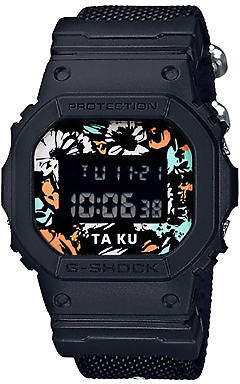 G-Shock New G Shock Women's Ta-Ku 35Th Anniversary Collab Watch Cotton Canvas