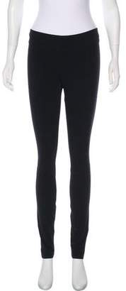 Helmut Lang Low-Rise Skinny Leggings w/ Tags