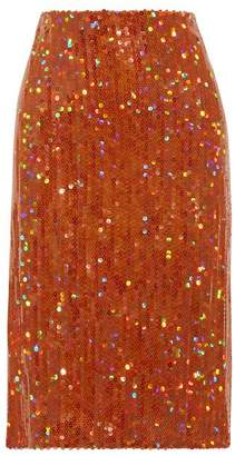 Nina Ricci 3/4 length skirt