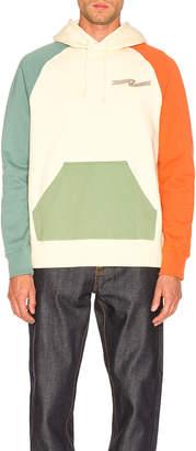 Nudie Jeans Marcus Hoodie Colors in Multi   FWRD