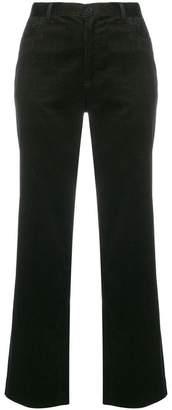 A.P.C. straight leg corduroy trousers